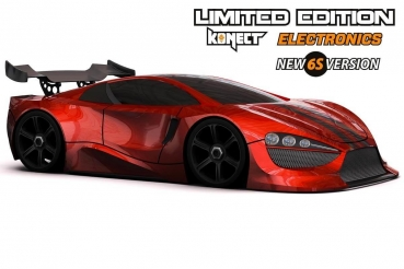 EPX2 GT 1/8 Brushless version 6s RTR Concept car rot